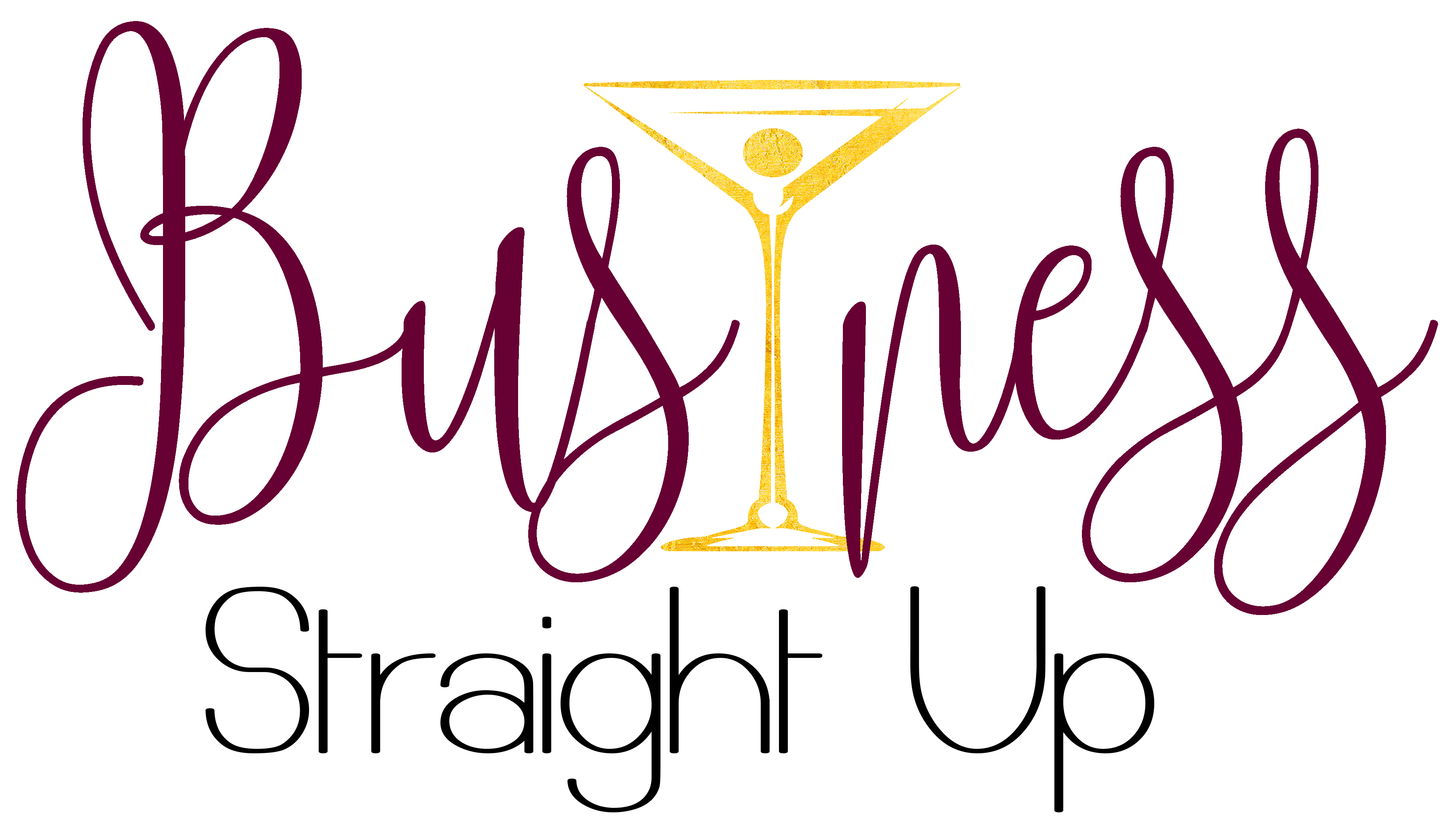 Business Straight Up Logo