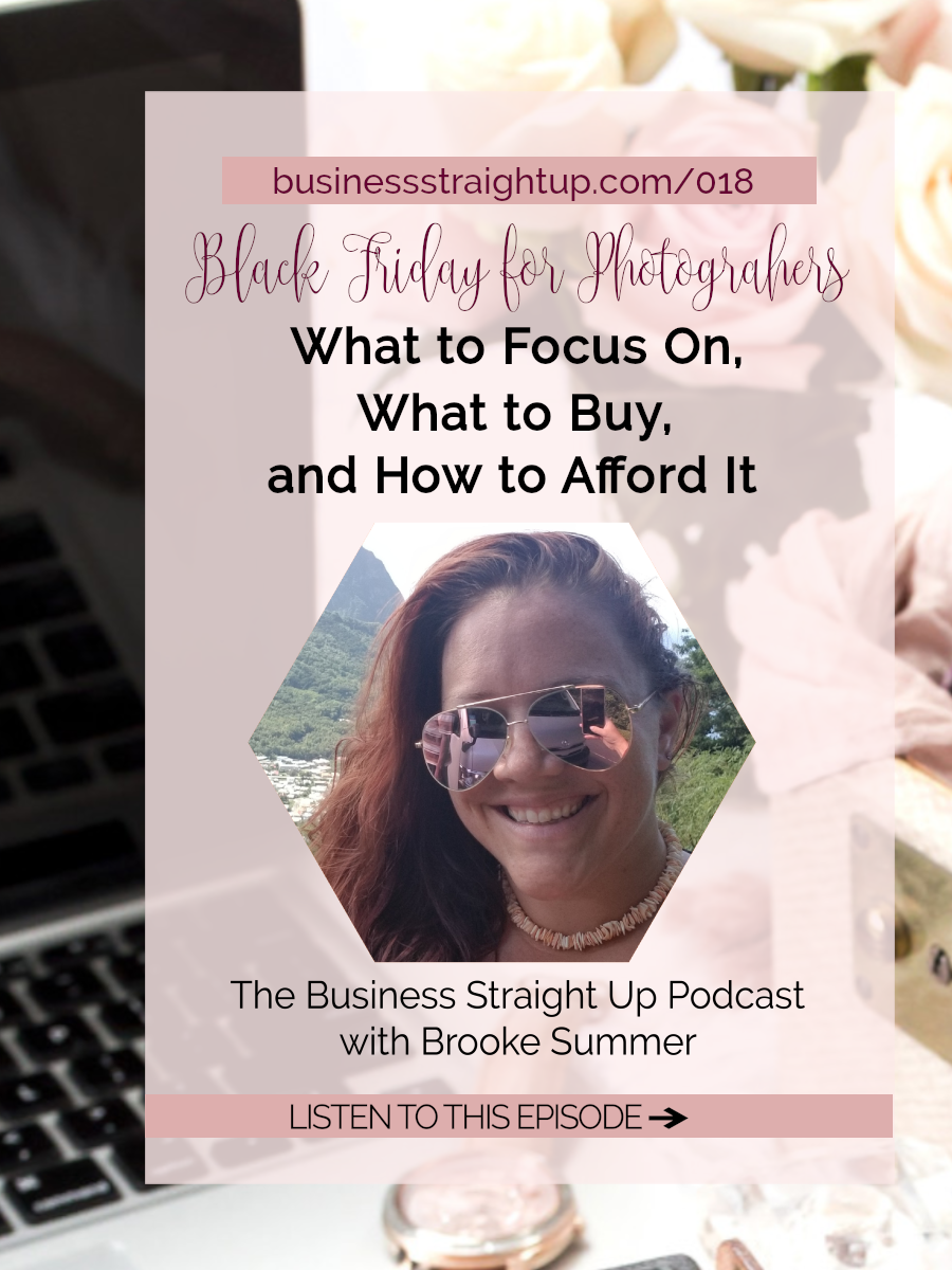 black-friday-for-photographers, small-business-podcast, podcasts-for-photographers